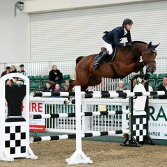 Four-day international show jumping event at Aintree