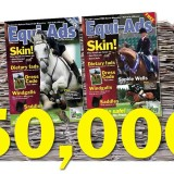 Equi-Ads break 50,000!
