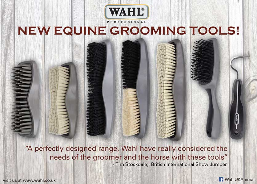 Three lucky winners will receive a set of Grooming Tools from Wahl worth over £45