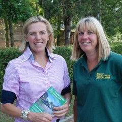 Katie Jerram Supports Essex Bridleways