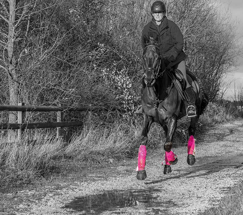 Victoria-Bax-uses-Golly-Galoshes.-Photo-Thoroughbred-Sports-Photography