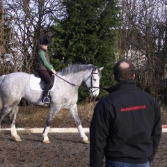 Perfect Posture in the Saddle