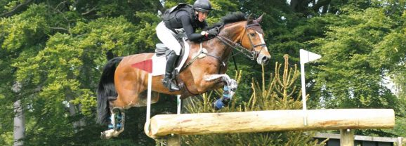 'Five Minutes With….' James Sommerville, eventer